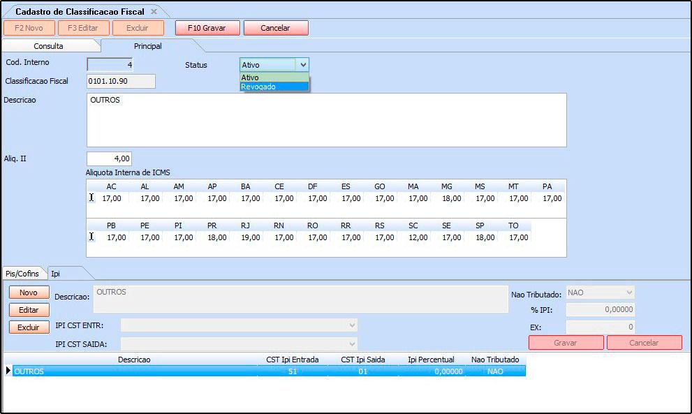 04 - Classificacao - Futura Server