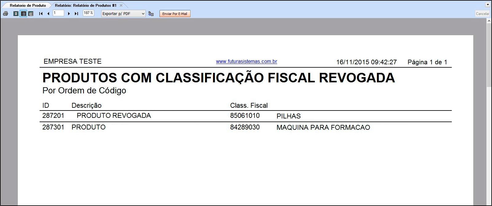 05 - Classificacao - Futura Server