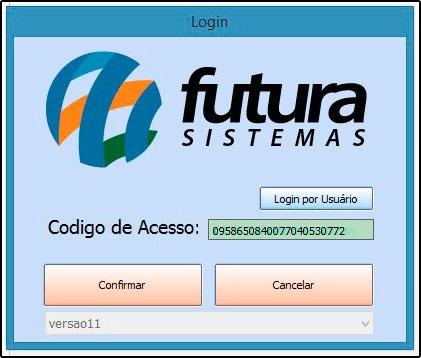 08 - Codigo de login - Futura Server