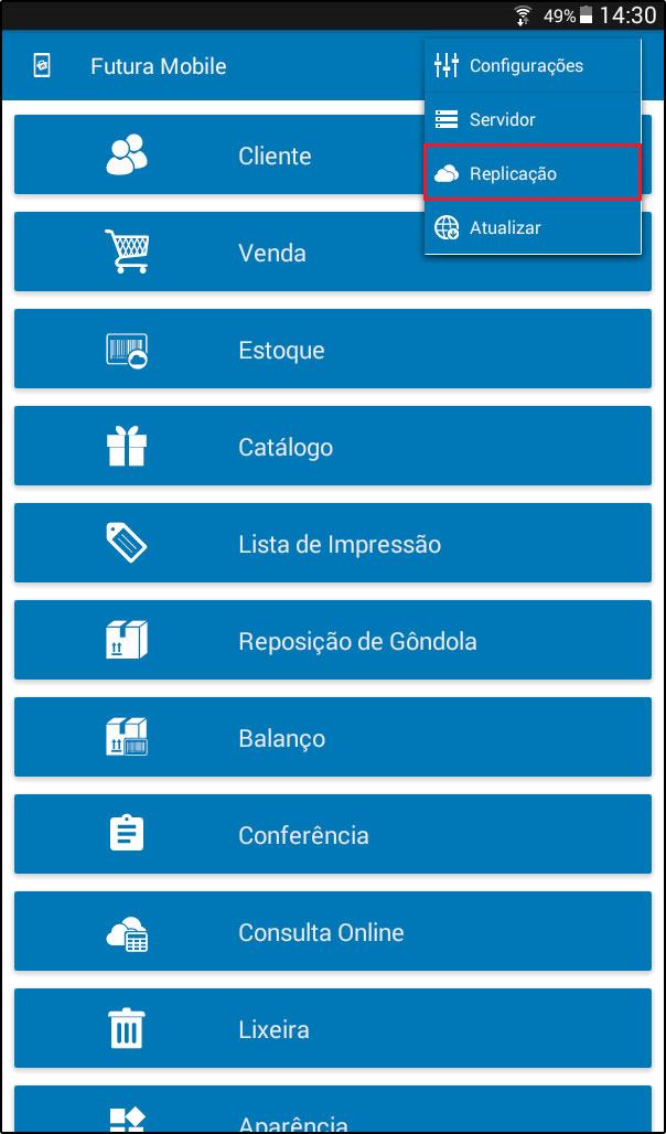 Configurações da Replicação do Futura Mobile - MOB14 (1)