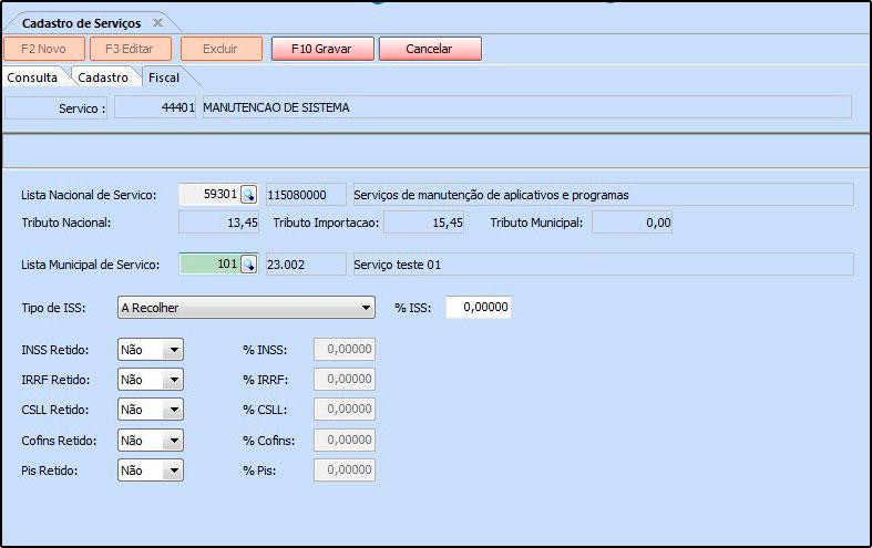 Novo sistema Futura OS (Ordem de Serviço) - 12