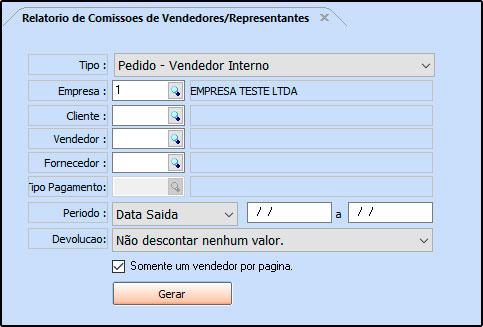 Relatório de Comissões de VendedoresRepresentantes – FS290 (1)
