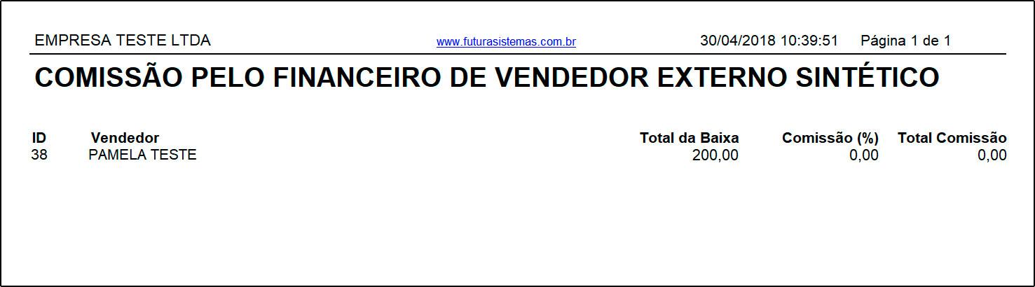 Relatório de Comissões pelo Financeiro – FS292 (9)