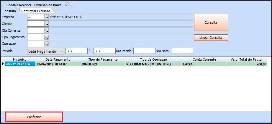 Como trabalhar com a rotina de Contas a Receber FAQ39 - 11