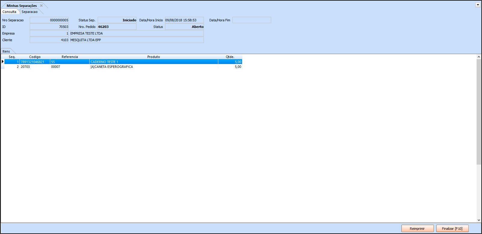 Como trabalhar com a rotina de Processo de Vendas no Futura Server - FAQ41 (12)