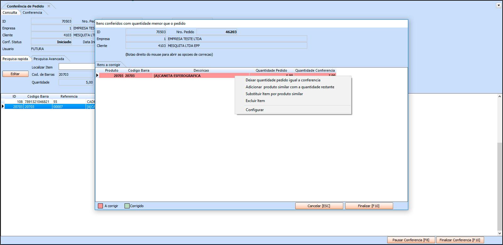 Como trabalhar com a rotina de Processo de Vendas no Futura Server - FAQ41 (16)