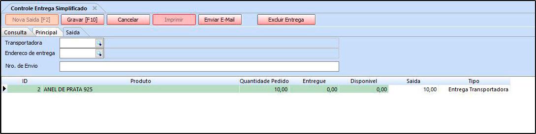 Como trabalhar com a rotina de Processo de Vendas no Futura Server - FAQ41 (3)