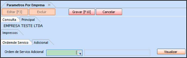 Parâmetros Futura Ordem de Serviço – FOS20 (4)
