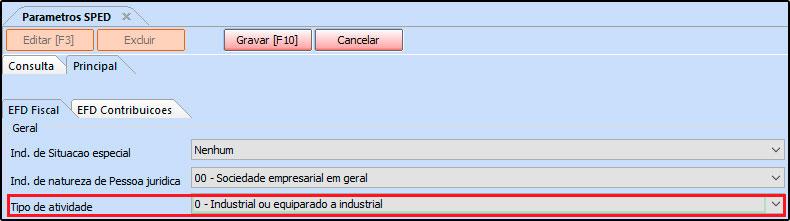 Como Configurar e Gerar o bloco K (Industria) – FAQ51-18