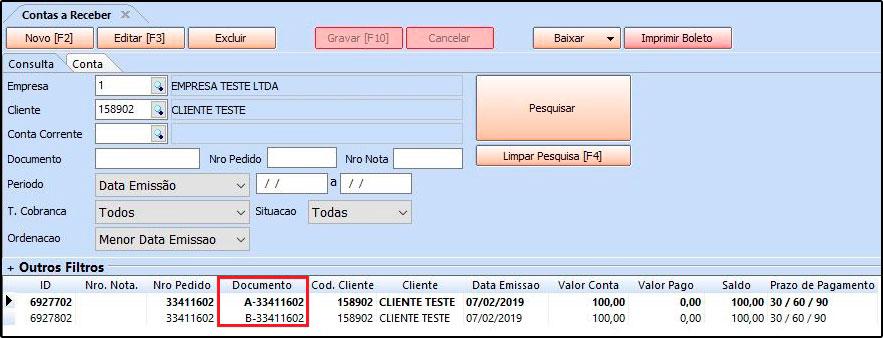 Como Utilizar Contas Múltiplas no Futura Server FAQ52 05