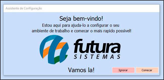 Configurações iniciais ERP Futura Server (Assistente de Configuração) – FAQ73 (1)
