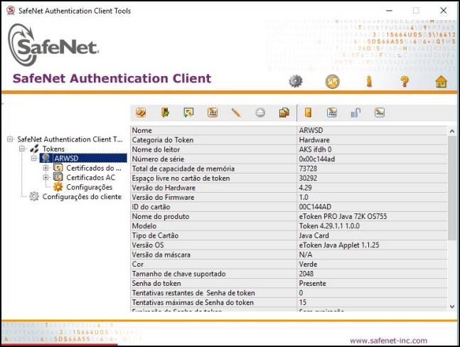 Como instalar um certificado digital – FAQ75-4