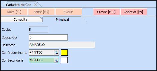 Como cadastrar grade de produtos especifica para Loja Virtual – FAQ89 003