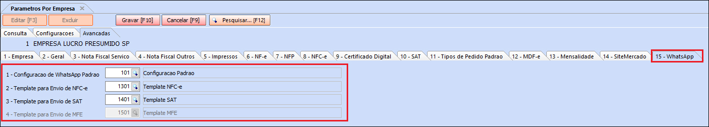 ERP Futura Server – 2021.04.26 02